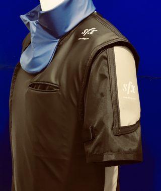 Beam-Side Upper Arm Shield