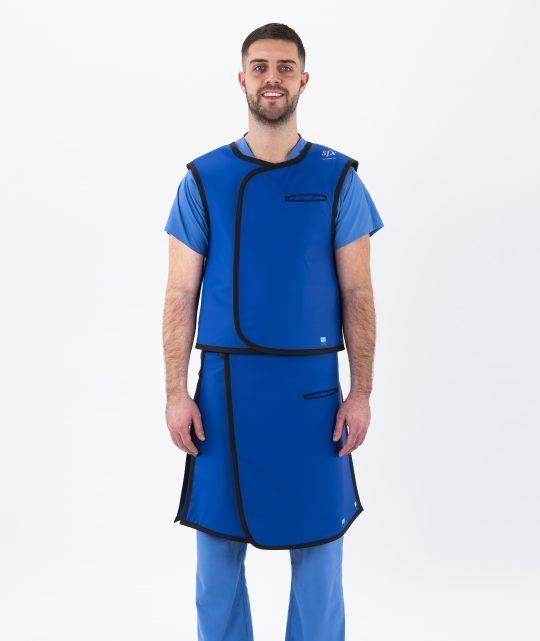Two piece apron – 3/4 Overlap (CV2)