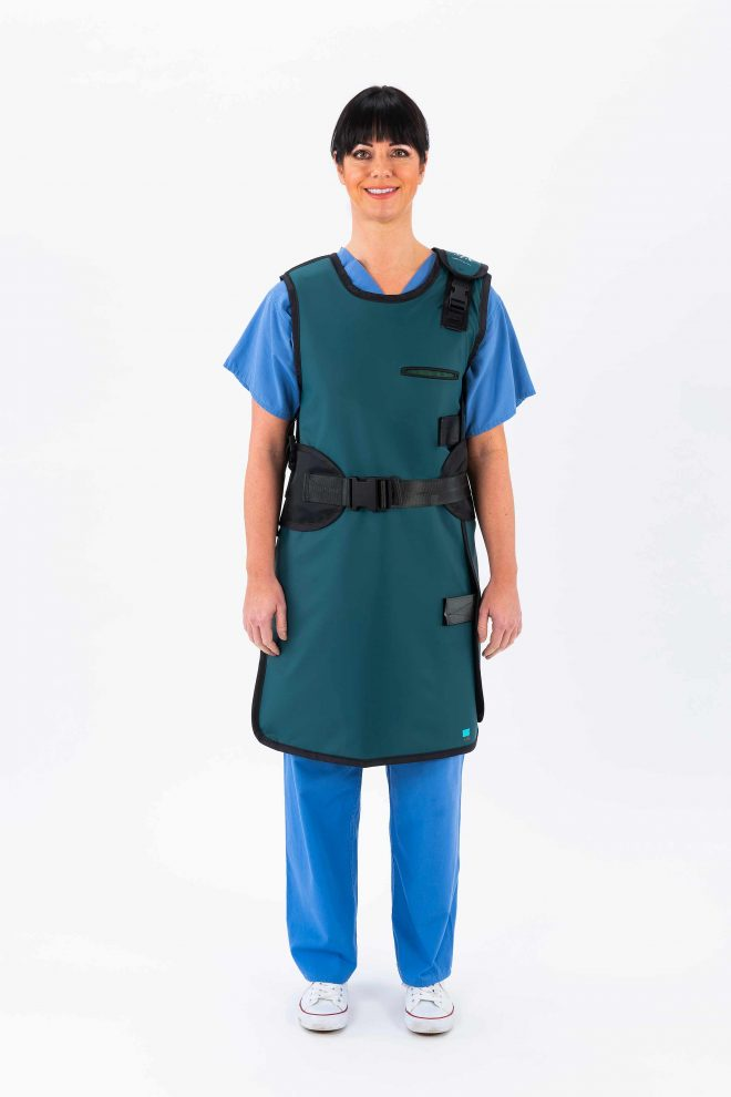 Tabbard style apron (CP)