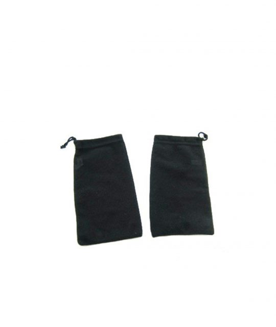 Microfiber Cleaning Pouch with Pull String