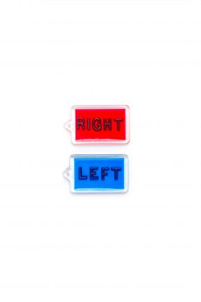 Leaded Rectangular X-ray Markers