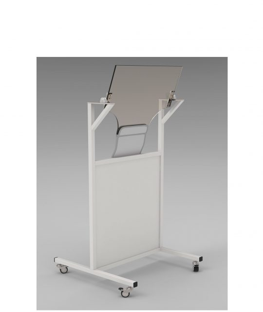Interventional X-Ray Barrier